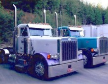 Semi Trucks & Trailers